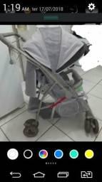 Carrinho bebe Galzerano entrego em Marília