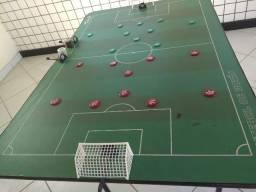 Futebol de botão Klopt pés dobráveis de ferro
