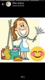 Lay serviços diarista ou babá( domésticos ou empresas)