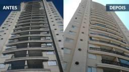 Reformas de faxadas em condominios