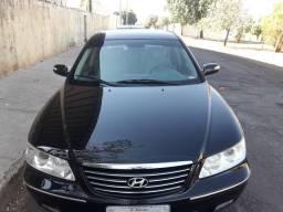 Hyundai Azera 08 preto - 2008