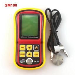 Medidor de Espessura GM 100 Ultrassom