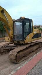 Escavadeira cat 320c