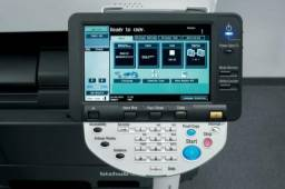 Impressora Laser Grande porte konica minolta p&b