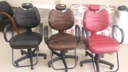 Cadeiras semi reclinadas nova!!!