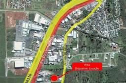 Terreno para alugar em Área industrial, Eldorado do sul cod:227487