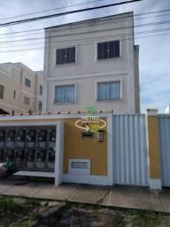 Apartamento térreo com 2 dormitórios à venda, 48 m² por r$ 140.000 - enseada das gaivotas