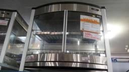 Estufa a vapor self service pronta entrega nova 48 984330535