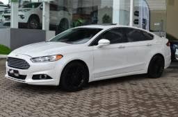Ford Fusion titanium 2.0 gtdi ecoboost awd *top de linha*ipva 2019 pago - 2016