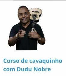 Curso Cavaquinho com DUDU NOBRE