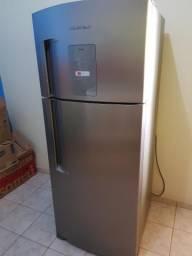 Refrigerador Brastemp Frost Free Ative 403 L Inox 220 V