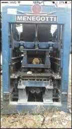 Prensa máquina hidráulica automática Pavers pavi?s intertravado concreto bloco meio fio