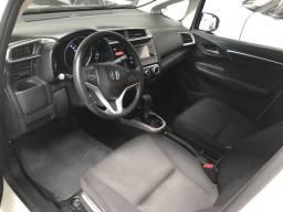 Honda Fit Branco 2016 Único Dono - 2016