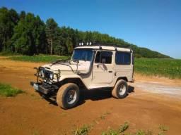 Toyota Bandeirante 84 - 1984