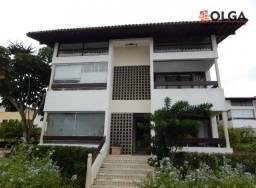 Título do anúncio: Excelente Flat com 3 dormitórios, 120 m² por R$ 599.000 - Gravatá/PE