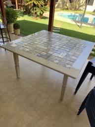 Mesa de 8 lugares