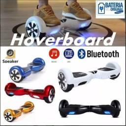 Hoverboard Scooter Smart Balance Com Led E Bluetooth + Bolsa