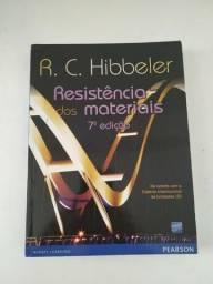 Livro: Resistência dos Materiais - R. C. Hibbeler. 7ª Edição