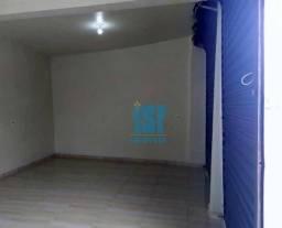 Salão para alugar, 40 m² por r$ 800/mês - jardim d abril - osasco/sp - sl0063.