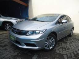 Honda civic 2015 1.8 lxs 16v flex 4p automÁtico - 2015