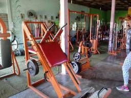 Academia de musculação
