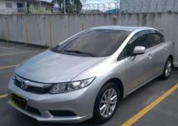 Honda Civic LXL Aut. Flex Ano 2012/2013 - 2013