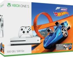 Xbox One S + Forza + Carros 3