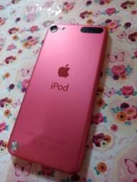 Ipod touch 5 geração 32gb rosinha