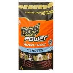 Ração dog power Filhotes
