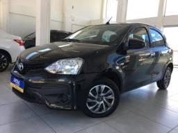 Toyota Etios HB XS 1.5 4P - 2018