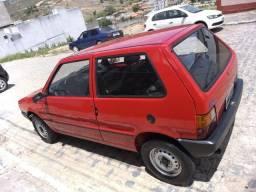 Uno 1990 restaurado - 1990