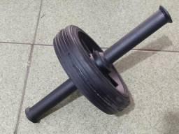 Roda Treino Abdominal - Produto Novo - Por R$ 49,90