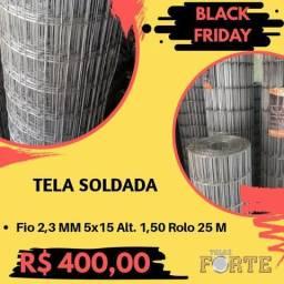 Black Tela e Alambradodo