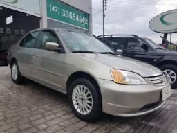Civic Sedan LX LXL 1.7 16V 115cv Aut. 4p - 2003