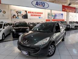 PEUGEOT 207 2011/2012 1.4 XR 8V FLEX 4P MANUAL - 2012