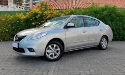 Nissan versa SL completo 2014 - 2014