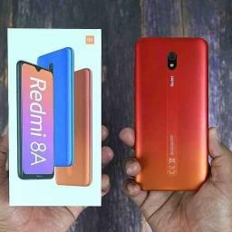 Xiaomi Redmi 8A 32GB/2Ram 64GB/4GB Ram Loja Fisica Versão Global + Garantia