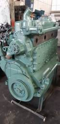 Motor Mercedes 1113/ 1313/ 1518/ Retificado Om352-A Turbinado