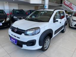 Fiat Uno Way 1.0 2019 - Troco e Financio (Aprovação Imediata)