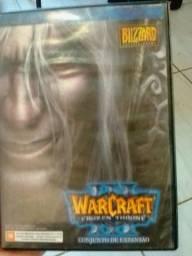 Jogos diablo2 e Warcraft3 pc