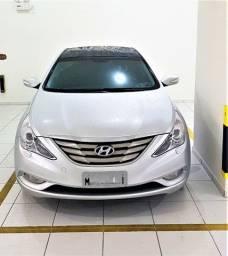 Hyundai Sonata 2012 Prata em Excelente estado de conservação