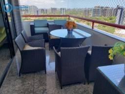 Título do anúncio: Apartamento com 5 dormitórios à venda, 232 m² por R$ 860.000 - Guararapes - Fortaleza/CE