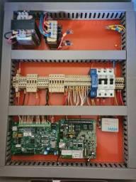 Central de controle de acesso