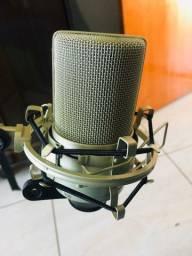 Microfone Mxl 990 condensador