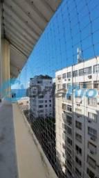 Apartamento à venda com 2 dormitórios em Leme, Rio de janeiro cod:VECO20041