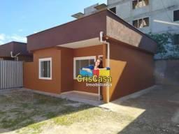 Casa com 2 dormitórios para alugar, 54 m² por R$ 1.000,00/mês - Cidade Beira Mar - Rio das