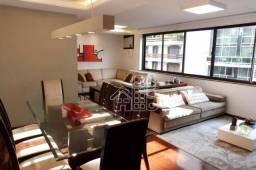Apartamento com 4 dormitórios à venda, 235 m² por R$ 1.300.000,00 - Ingá - Niterói/RJ