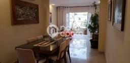 Apartamento à venda com 2 dormitórios em Botafogo, Rio de janeiro cod:FL2AP48415