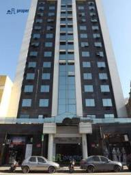 Kitnet com 1 dormitório para alugar, 38 m² por R$ 750,00/mês - Centro - Pelotas/RS