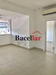 Apartamento à venda com 1 dormitórios em Catete, Rio de janeiro cod:TICO10017
